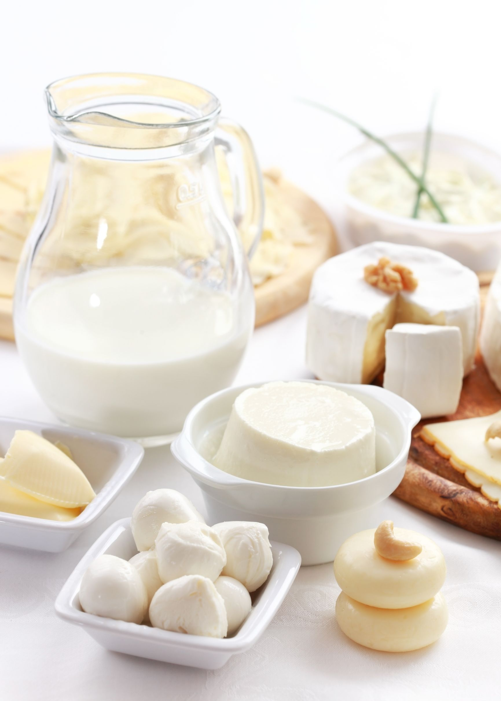 Increased intake of dairy could reduce mortality and cardiovascular disease