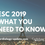 ESC Congress 2019, Paris, France