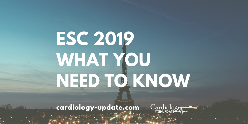 Top 10 highlights of ESC Congress 2019