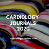 Cardiology Journals 2020