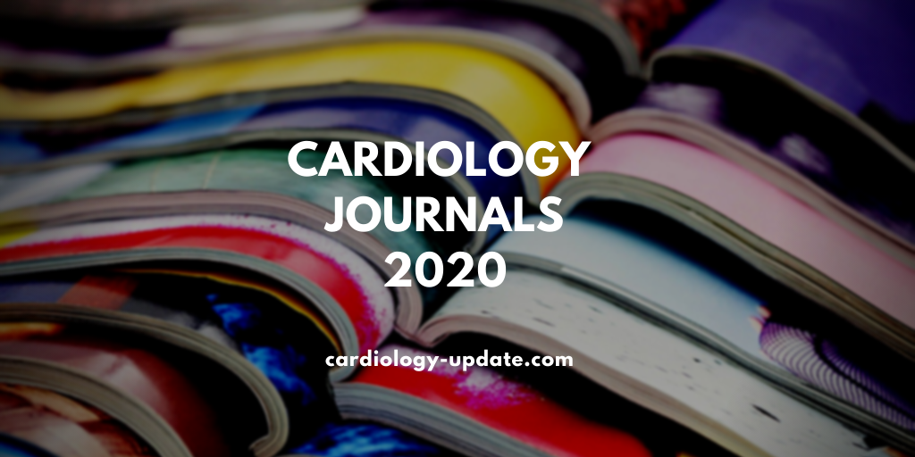 TOP 15 CARDIOLOGY JOURNALS