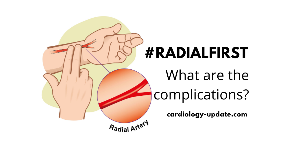 Techniques to prevent, identify and manage transradial access complications