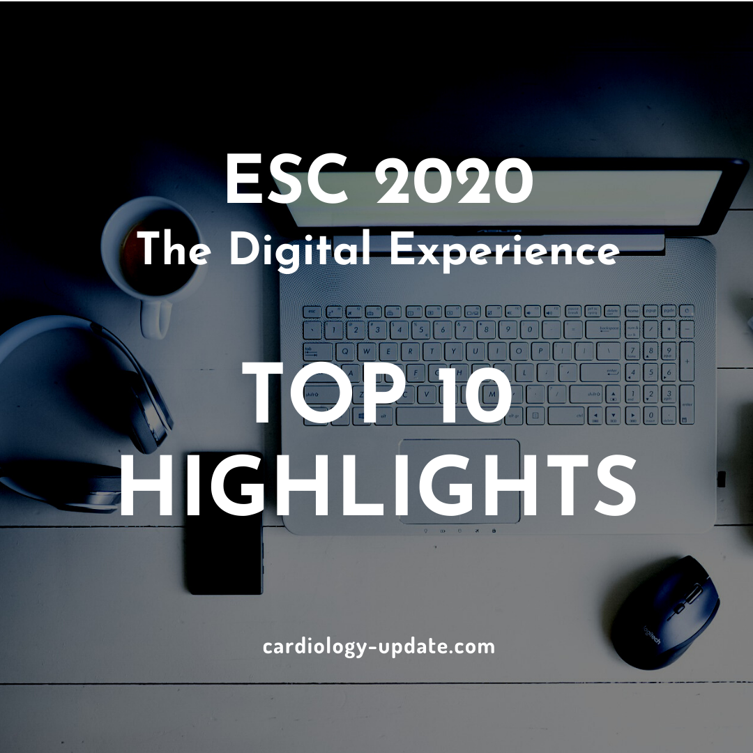 Top 10 highlights of ESC Congress 2020