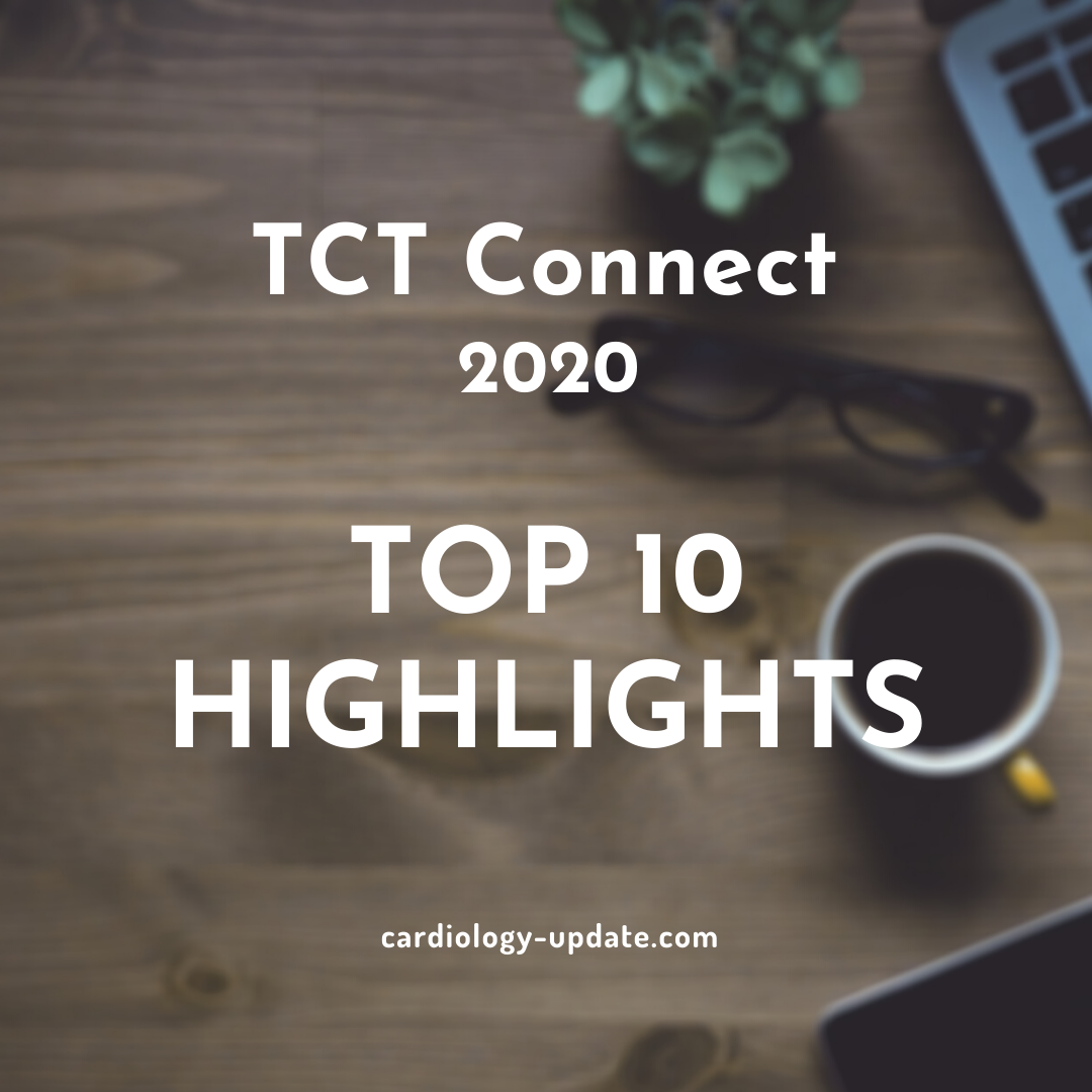 Top 10 highlights of TCT 2020 Congress