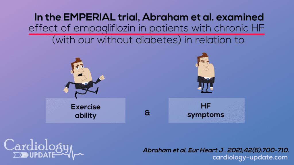 Empagliflozin and heart failure
