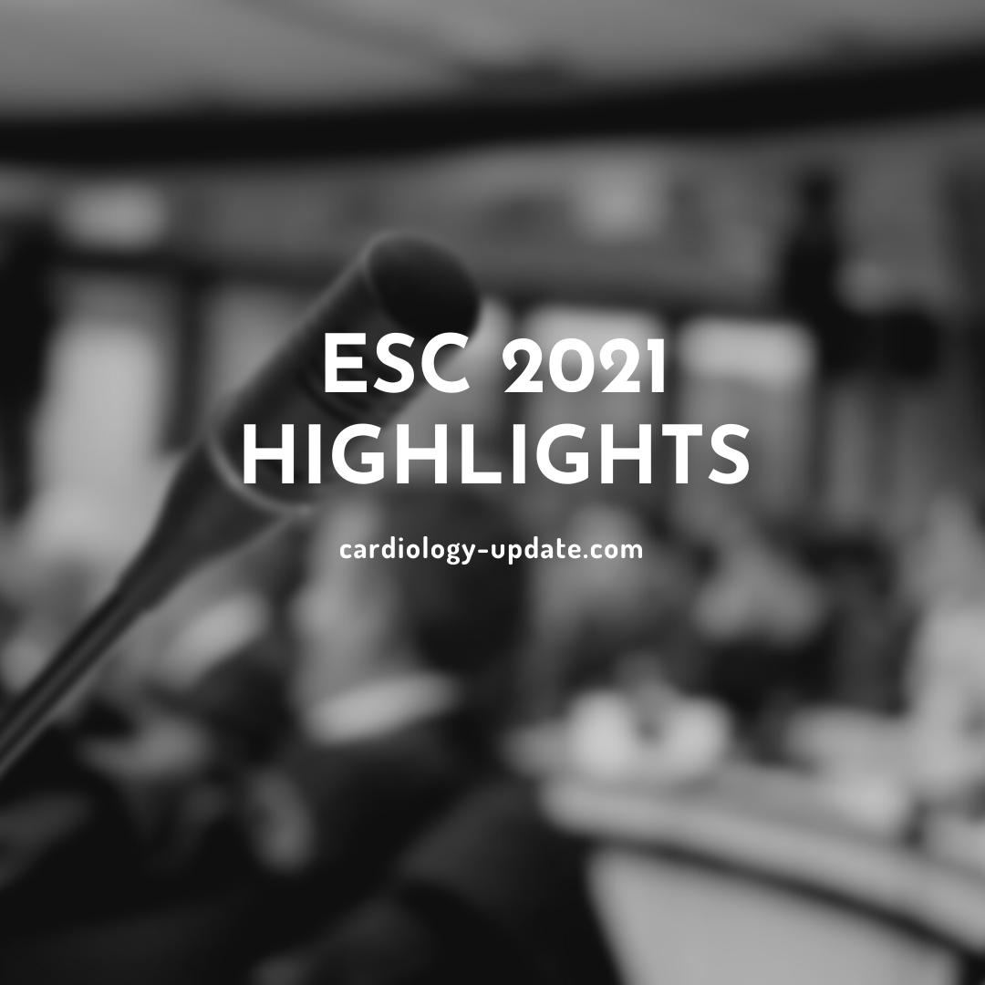 Top 10 Highlights of ESC Congress 2021